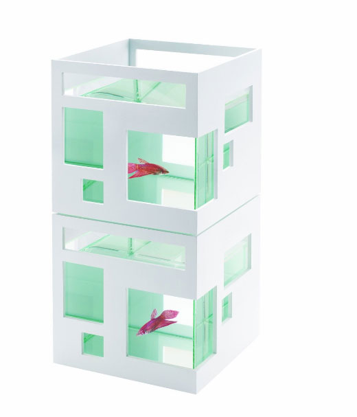 Umbra fish tank3 the pet furniture store for Fish furniture outlet