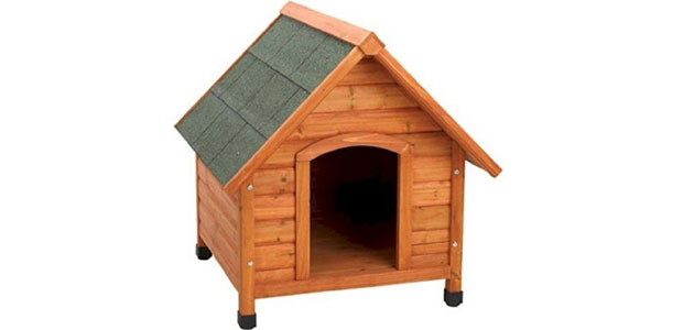A frame elevated outdoor dog house the pet furniture store for Fish house frames manufacturers