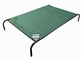 Coolaroo-Elevated-Pet-Bed-Large-Brunswick-Green-0