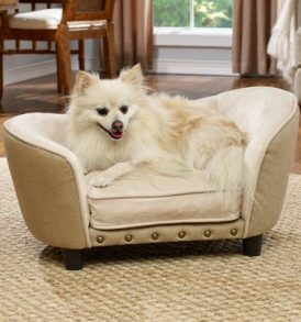 Enchanted Home Pet Brisbane Tufted Pet Bed The Pet Furniture Store