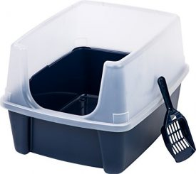 IRIS-Open-Top-Litter-Box-with-Shield-and-Scoop-0