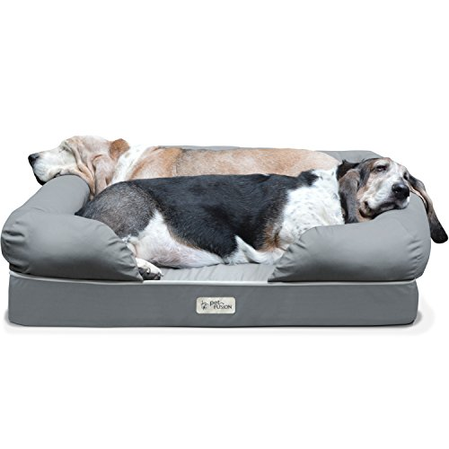 Premium Memory Foam Dog Bed