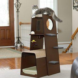 Sauder-Woodworking-Modular-Modern-Cat-Tower-0