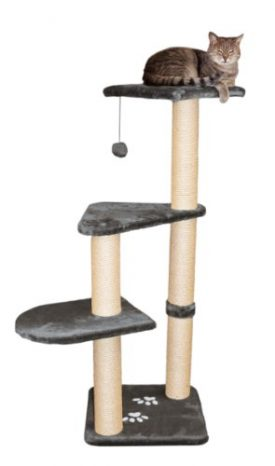 TRIXIE-Pet-Products-Altea-Cat-Tree-Gray-0