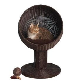 The-Refined-Felines-Kitty-Ball-Cat-Bed-0