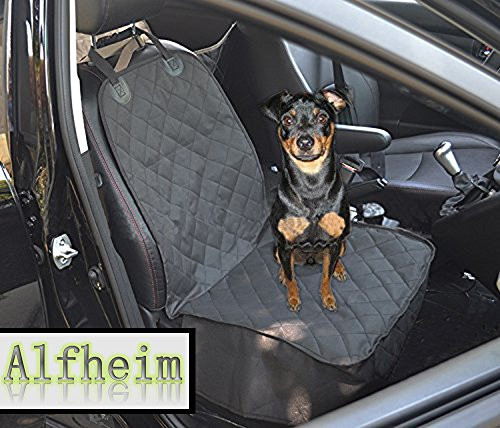 Dog Seat CoversAlfheim Pet Cover With Nonslip Backing And Anchors