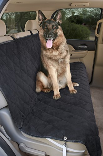 Epica - Deluxe Pet Bench Car Seat Cover, Quilted, Water Resistant ... : quilted bench seat cover - Adamdwight.com