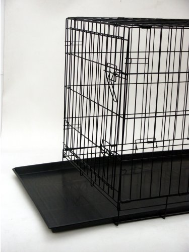 New Extra Large 48 Quot Folding Pet Dog Cat Crate Cage Kennel