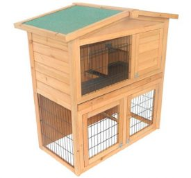 Pawhut-40-Wooden-Rabbit-Hutch-Small-Animal-House-Pet-Cage-0
