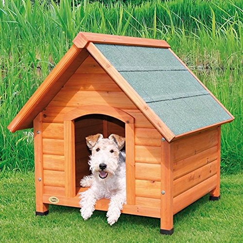 trixie pet products log cabin dog house x large the pet furniture store. Black Bedroom Furniture Sets. Home Design Ideas