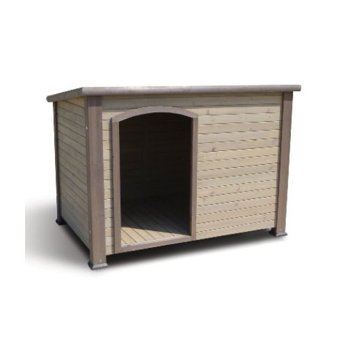 Precision pet extreme log cabin small 33 3 in x 24 6 in for Log cabin furniture store