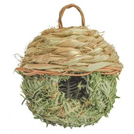 Gardirect-Natural-Birdhouse-Wild-Bird-Nest-Reed-Weave-Natural-Roosting-Pocket-0