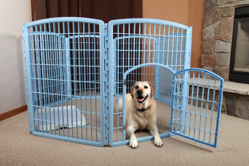 Iris 24 Pet Playpen 2 Panel Add On Grey The Pet