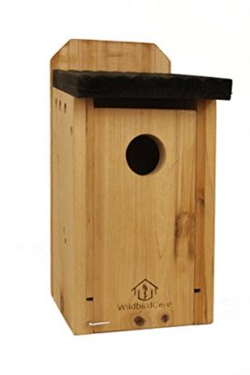 WildBird-Care-Bluebird-Box-Cedar-Bird-House-BCH2A-Natural-0