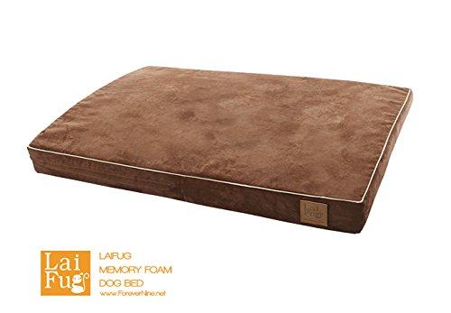 laifug orthopedic memory foam petdog bed