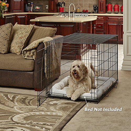 Midwest Life Stages Folding Metal Dog Crate The Pet Furniture Store