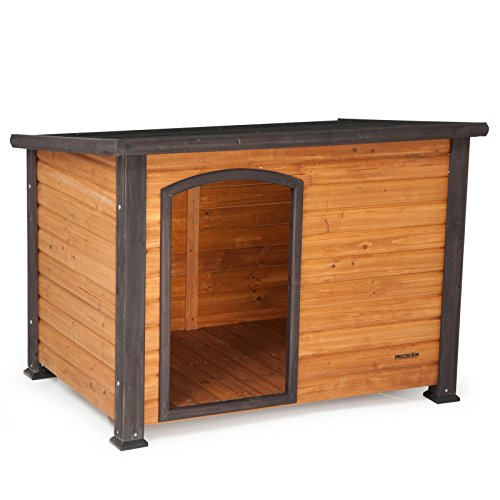 10 dog houses that will make humans and dogs drool with for Log cabin furniture store