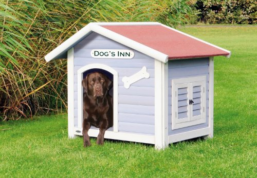 Trixie pet products dog39s inn dog house the pet for Trixie dog house insulation